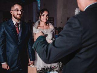 O casamento de Paloma e Alison