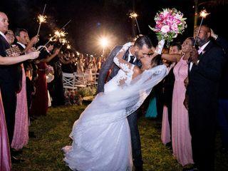 O casamento de Amanda e Marcione