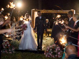 O casamento de Amanda e Marcione 2