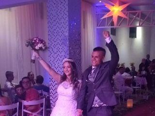 O casamento de Bruna  e Alan 1