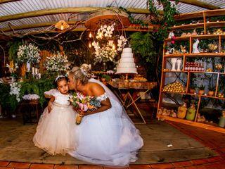 O casamento de Lisandra  e Caique  1