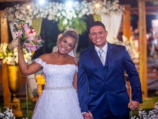 O casamento de Lisandra  e Caique