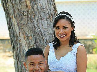 O casamento de Danielle e Claudinei 1