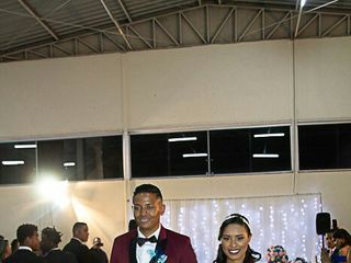 O casamento de Danielle e Claudinei 2