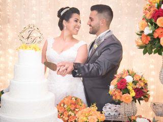 O casamento de Jackeline e Danilo