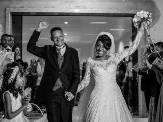 O casamento de Gizele  e Claudionor
