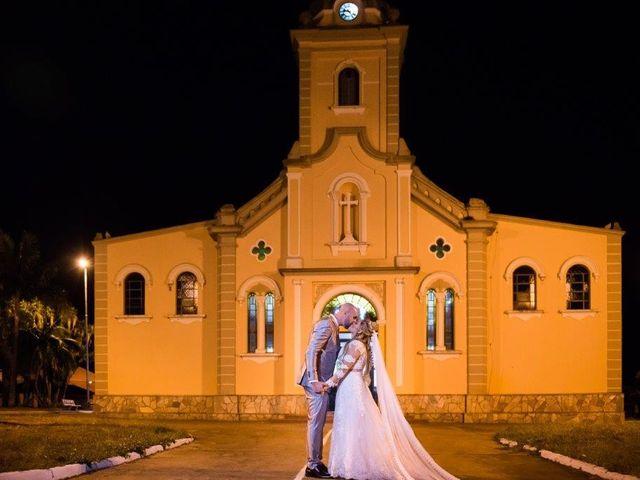 O casamento de Greiza e Daniel
