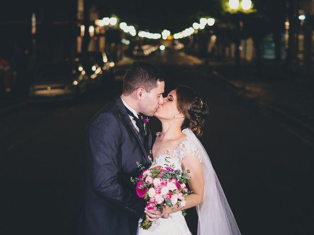 O casamento de Rayta e Jamil