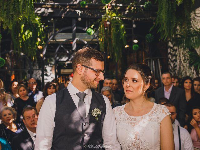 O casamento de Alexia e Lucas