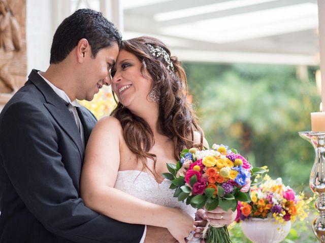 O casamento de Vivian e Ronaldo