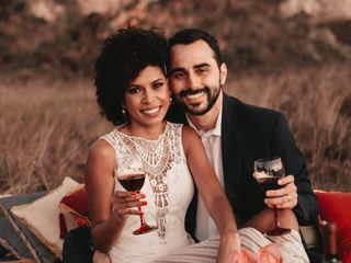 O casamento de Thayane e Vinícius