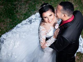 O casamento de Lisa e Mauricio