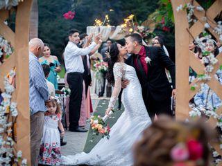 O casamento de Lisa e Mauricio 2
