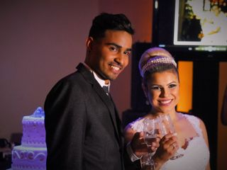 O casamento de Jaquelline  e Paulo