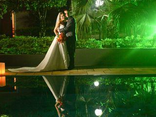 O casamento de Elisa e Pedro