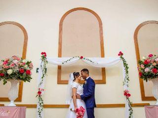 O casamento de Clarice e Augusto