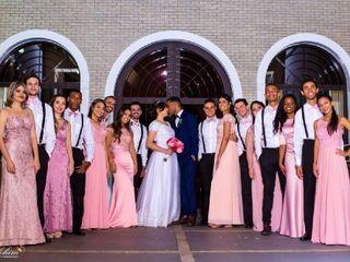 O casamento de Clarice e Augusto 2