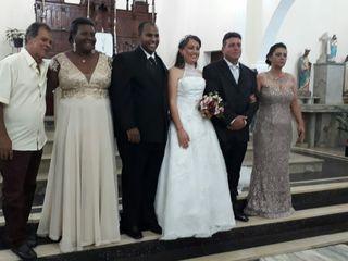 O casamento de Francielle e Fabio 1