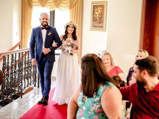O casamento de Andreia e Leandro 1