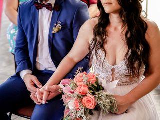 O casamento de Andreia e Leandro 3