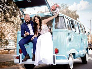 O casamento de Andreia e Leandro