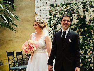 O casamento de Suellen e Cláudio 1