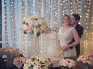 O casamento de Suellen e Cláudio