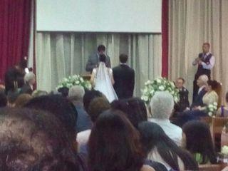 O casamento de Daniela e Adilson