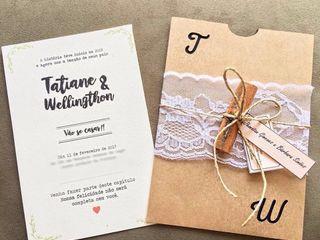 O casamento de Tatiane Bitencourt e Wellingthon Siqueira 2