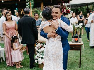 O casamento de Brenda Alvarenga e Alex Alves 3