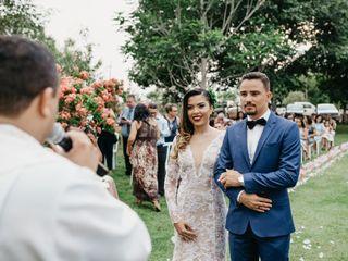 O casamento de Brenda Alvarenga e Alex Alves