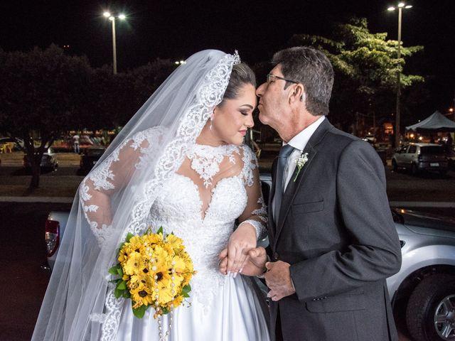 O casamento de Emanuelle e Raphael