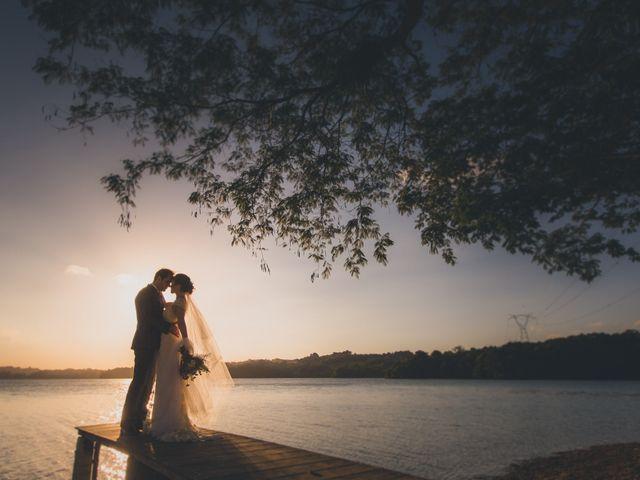 O casamento de Janini e João Paulo
