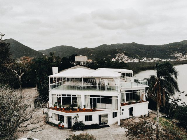 O casamento de Cadu e Gabi em Florianópolis, Santa Catarina 10