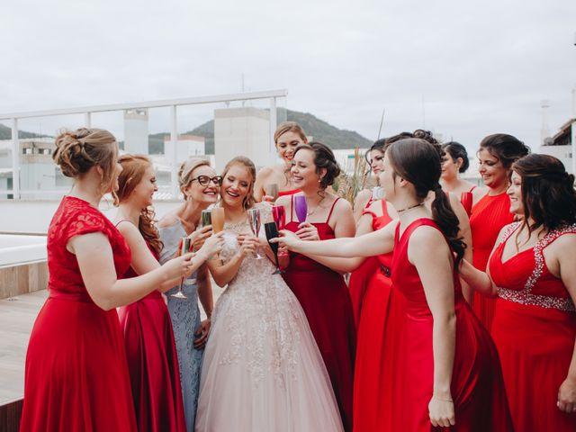O casamento de Cadu e Gabi em Florianópolis, Santa Catarina 15