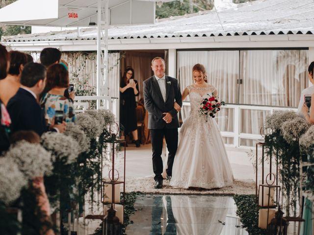 O casamento de Cadu e Gabi em Florianópolis, Santa Catarina 31