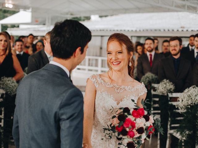 O casamento de Cadu e Gabi em Florianópolis, Santa Catarina 34