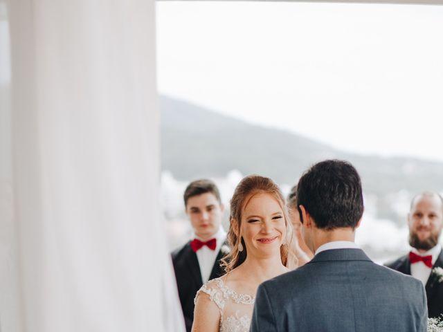 O casamento de Cadu e Gabi em Florianópolis, Santa Catarina 42