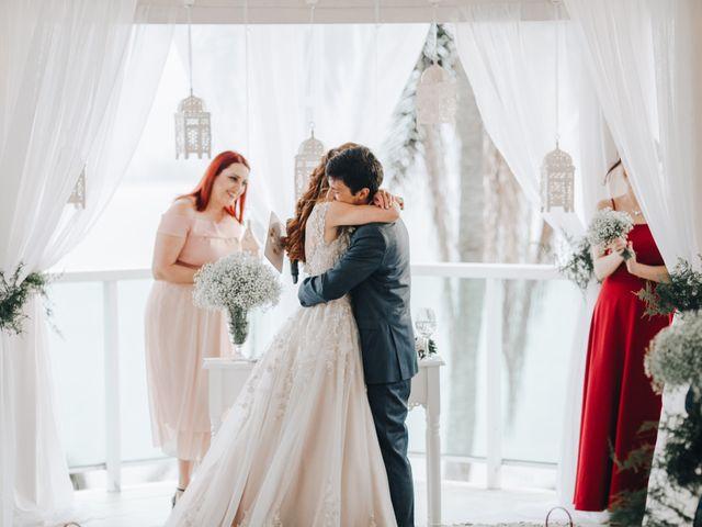 O casamento de Cadu e Gabi em Florianópolis, Santa Catarina 45