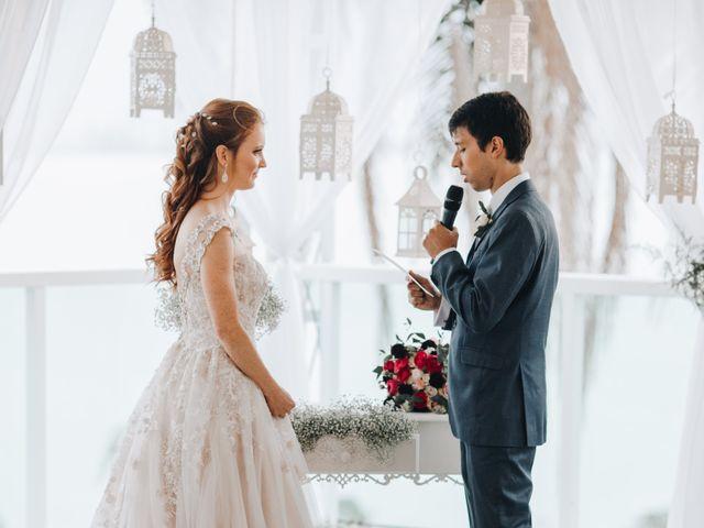 O casamento de Cadu e Gabi em Florianópolis, Santa Catarina 47