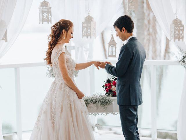O casamento de Cadu e Gabi em Florianópolis, Santa Catarina 48