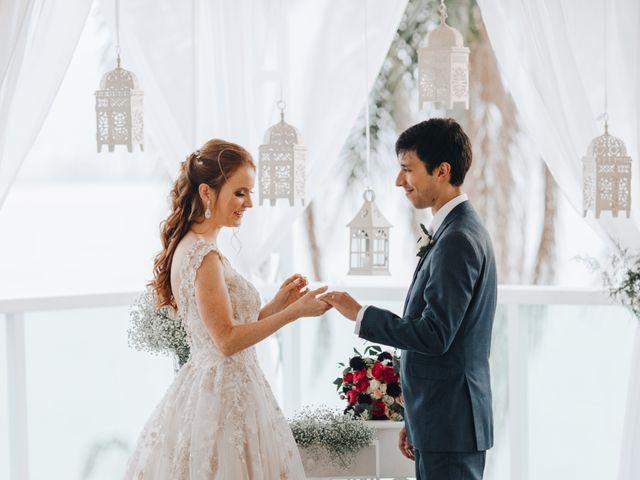O casamento de Cadu e Gabi em Florianópolis, Santa Catarina 49