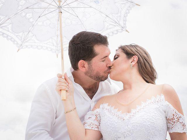 O casamento de Juliana e Roberto