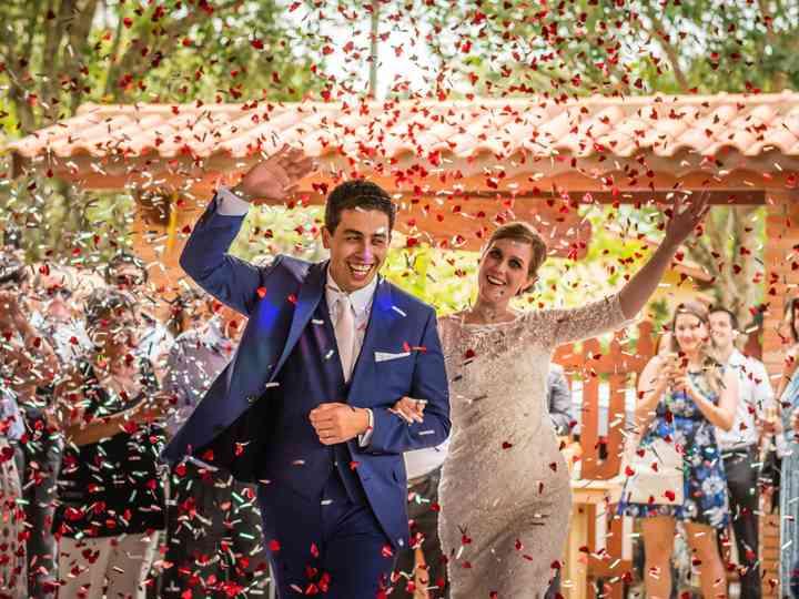 O casamento de Jussara e Rafael