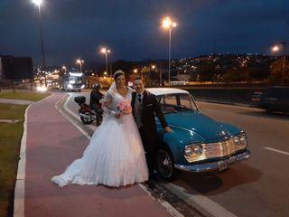 O casamento de Maikol e Tassia