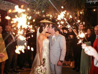 O casamento de Amanda e Gustavo