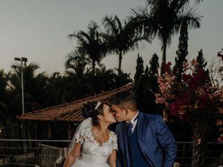 O casamento de Vanessa  e Fredy