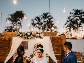 O casamento de Vanessa  e Fredy  3