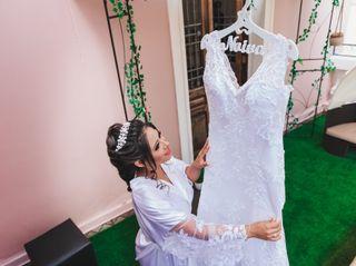 O casamento de Andressa e Felipe 1