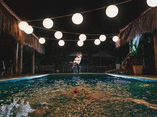 O casamento de Andressa e Felipe